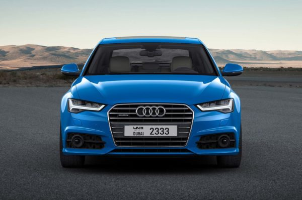 2017-Audi-A6-European-Spec-front-view-1