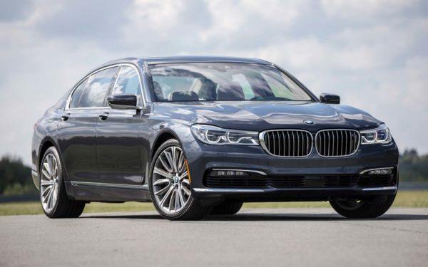 Rent a BMW 7 2016 Series