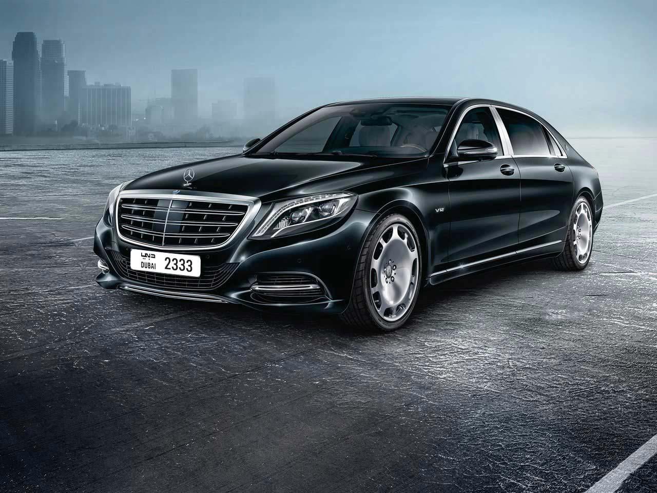 Rent Mercedes S 550 in Dubai - Big Boss Luxury Car Rental