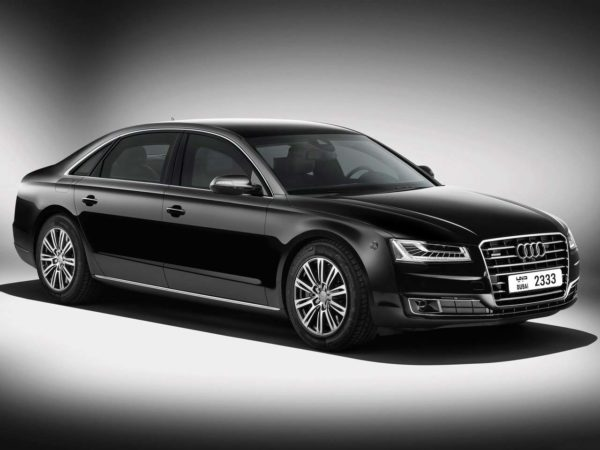 Rent A Car Dubai Audi A8 4