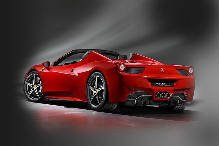 Rent Ferrari 458 Dubai 5