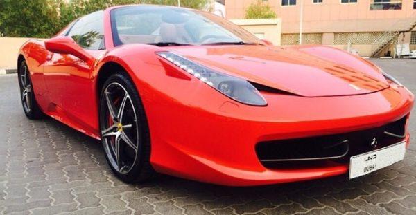 Rent-Ferrari-458-Dubai