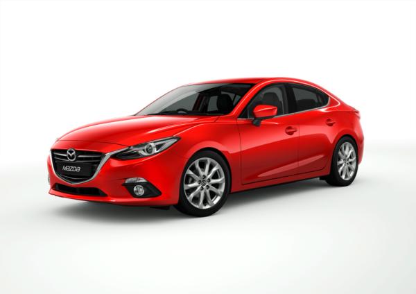 Rent Mazda 3 in Dubai