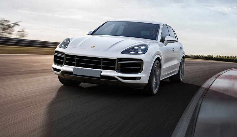 Rent Porsche Cayenne in Dubai