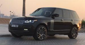 Range Rover мода 2019