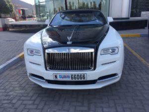Rolls Royce Dämmerung