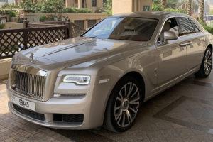 Rolls Royce Geist