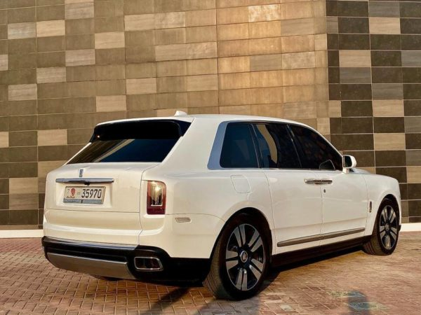 Rent Rolls Royce Cullinan in Dubai 04