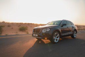 Bentley Bentayga W12 Limited Edition