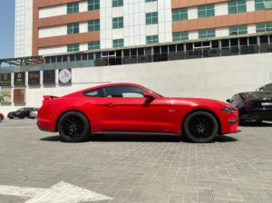 Ford Mustang GT Coupé