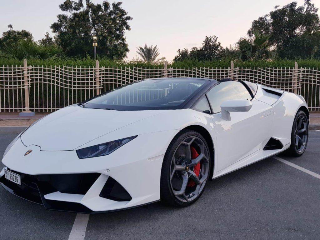 Lamborghini Huracan EVO Cabrio