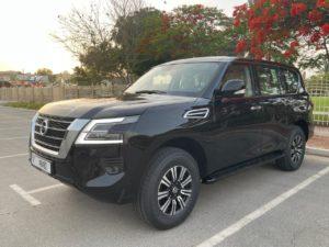 Nissan Patrol 2021