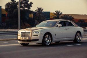 Rolls Royce Ghost Limited Edition