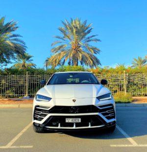 Lamborghini URUS 2021 White